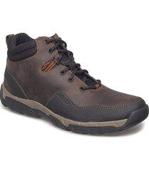 walbeck top ii boots laarzen bruin clarks