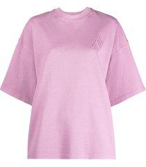 cara oversized cotton t-shirt,