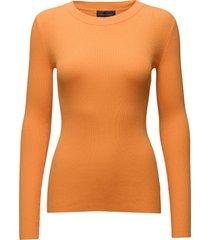 nap-bl_sp17 stickad tröja gul storm & marie