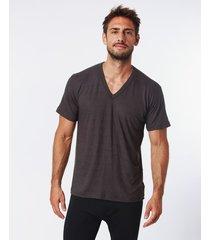 camiseta gris eyelit 460