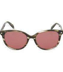 54mm oval core sunglasses
