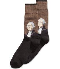 hot sox men's george washington dress socks