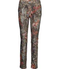 classic flowers raka jeans multi/mönstrad please jeans