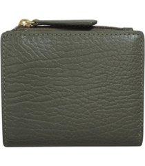 buxton women's mini leather wallet