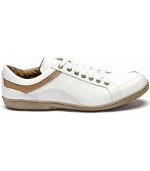 zapatilla blanca albany