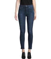 joe's jeans women's high-rise skinny jeans - christina - size 27 (4)