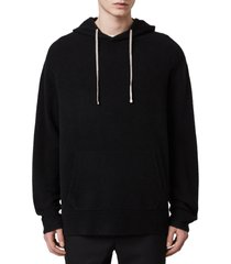 men's allsaints mita slim fit hoodie