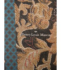 pierre-louis mascia leopard print scarf