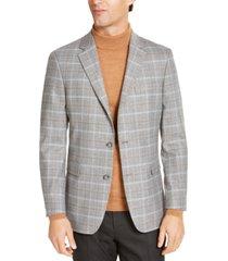 tommy hilfiger men's modern-fit thflex stretch sport coats