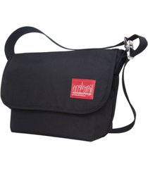 manhattan portage medium vintage jr. messenger bag