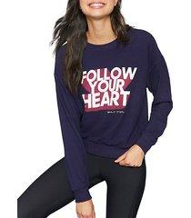 follow your heart malibu sweatshirt