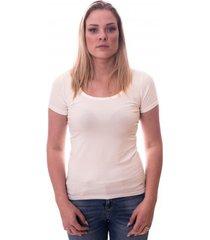 alan red women t-shirt cindy off white ( art 2002)