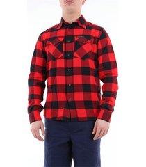 overhemd lange mouw calvin klein jeans j30j313129