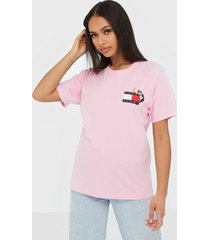 tommy jeans tjw looney tunes tee w1 t-shirts