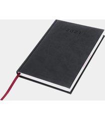 kalendarz 2021 czarny (gładki, bez nadruku)