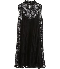 see by chloé lace mini dress