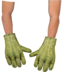 buyseasons avengers adult hulk padded gloves