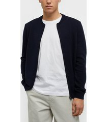 tailored originals knit - newlin cardigan tröjor insignia blue