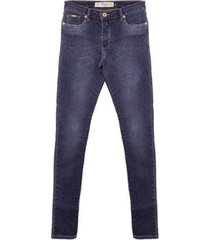 calça jeans real aleatory feminina