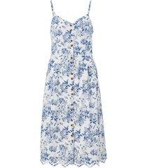 klänning vicamelina s/l midi dress