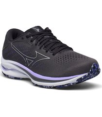 wave rider 25 shoes sport shoes running shoes blå mizuno