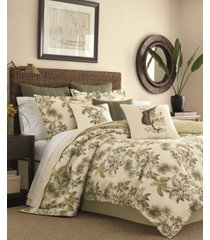 closeout! tommy bahama home nador 4-pc. full/queen comforter set