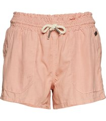 linen utility short shorts flowy shorts/casual shorts rosa superdry