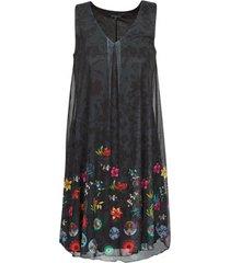 korte jurk desigual carnagy dress