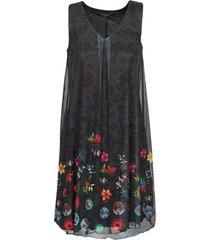 korte jurk desigual carnagy dress