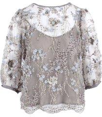 antonio marras polyester blouse