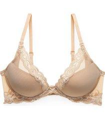 natori intimates feathers maternity bra, women's, cotton, size 34b