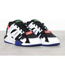 adidas originals dimension lo sneakers vit/svart