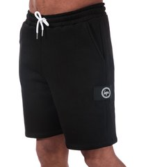 hype men's insignia shorts size xl in black