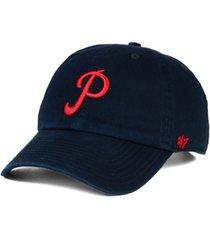 '47 brand philadelphia phillies core clean up cap