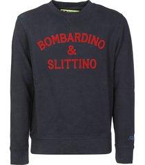 mc2 saint barth soho slittino sweatshirt