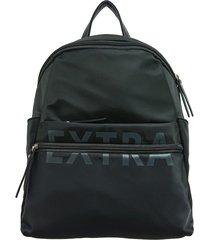 mochila negra xl estela
