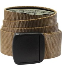 cinturon hombre t-lock belt brown marrón doite
