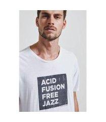 t-shirt aid jazz masculina