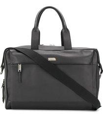 bally volkwin weekend bag - black