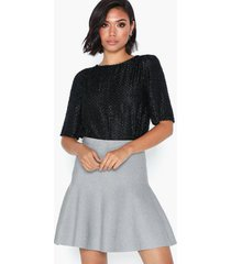 noisy may nmzola hw short knit skirt 6 midikjolar