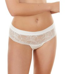 shorts selmark korte string oriana wedding ivoorkleurige