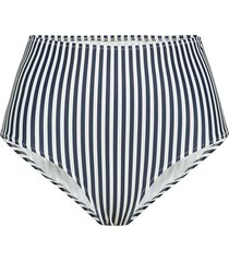 caracas bikinislip blauw scampi
