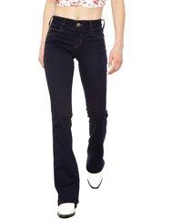 pantalón colcci azul - calce ajustado