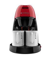 cafeteira elétrica cadence single caf211 vermelho 220v