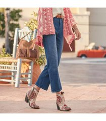 sundance catalog women's peyton jeans in dark wash 30
