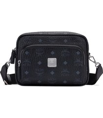 men's mcm klassick visetos crossbody bag -