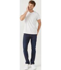 jeans clark, regular fit med stretch