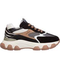 scarpe sneakers donna camoscio hyperactive