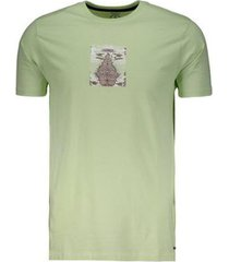 camiseta volcom digi pool masculina