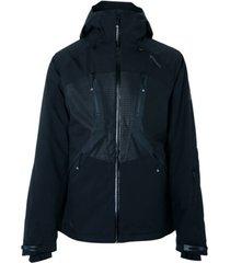 brunotti dark mens snowjacket